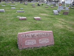 Mary T <i>Owensby</i> Baumgardner