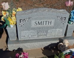 Opal Mae <i>Corbin</i> Smith