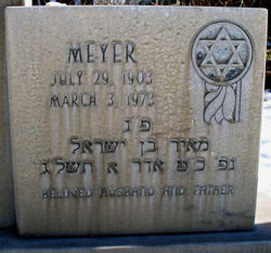 Meyer Abramovitz