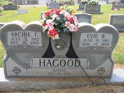 Evie Belle <i>Romine</i> Hagood