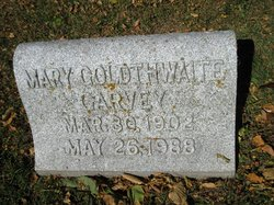 Mary <i>Goldthwaite</i> Garvey
