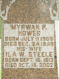 Myrwan Percival Howes
