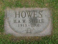 Ila Winnifred <i>Steele</i> Howes