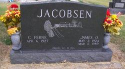 Criscilla Ferne Ferne <i>Waggoner</i> Jacobsen