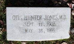 Dr Otis Hunter Jones