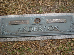G Dimple Anderson