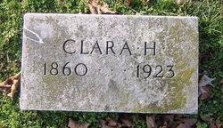 Clara H Fleming