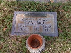 George Dewey Bodiford