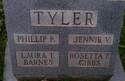 Laura <i>Tyler</i> Barnes