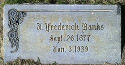 J. Frederick Banks
