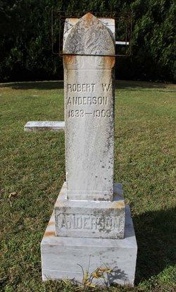 Robert W Anderson