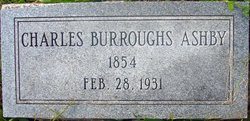 Charles Burroughs Ashby