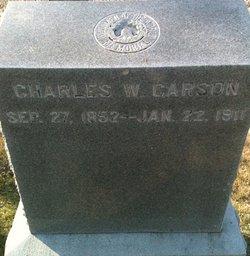 Charles W Carson