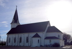 Saint John Baptist Catholic Church  Cemetery