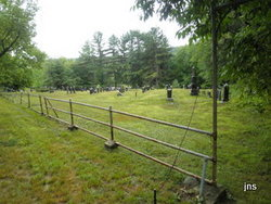 North Parsonsfield Cemetery