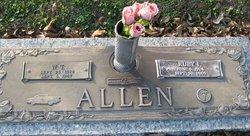Ruby <i>Ellis</i> Allen