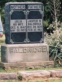 Jasper Newton Baldridge