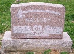 Virginia Margaret <i>Thornton</i> Mallory
