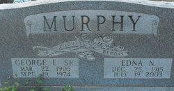Edna N Murphy