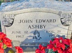 John Edward Ashby