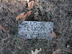Lois Dixon