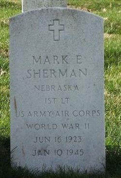 Mark Ellsworth Sherman
