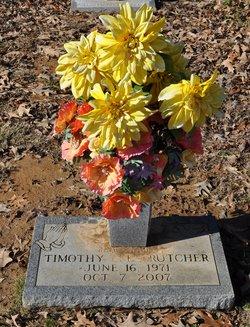 Timothy Lee Crutcher