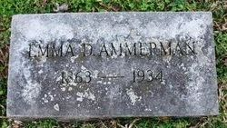 Emma Dallas <i>Fryman</i> Ammerman
