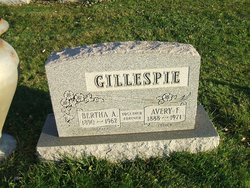Avery F. Gillespie
