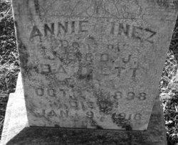 Annie Inez Baggett