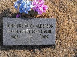 John Fredrick Anderson