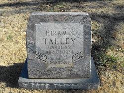Hiram Silas Talley