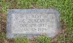 William Garnett Duncan
