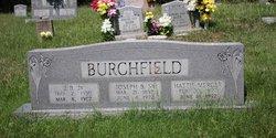 Hattie <i>Mercer</i> Burchfield