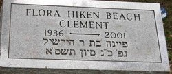 Flora <i>Hiken</i> Clement