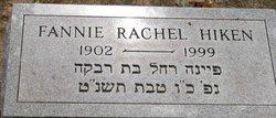 Fannie Rachel Hiken
