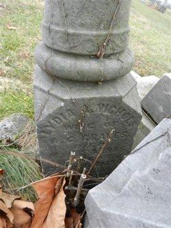 Lydia A <i>Nichols</i> Graves