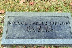 Roscoe Harold Conliff