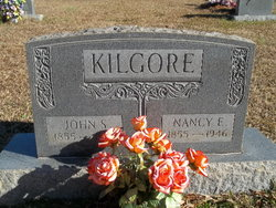 Nancy Elizabeth <i>Hammond</i> Kilgore