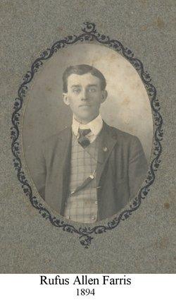 Rufus Allen Farris