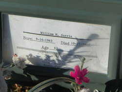 William M. Billy Currie