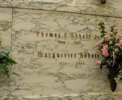 Thomas F. Abbott, Jr