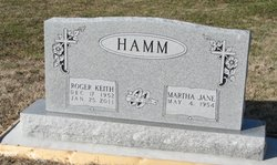 Roger Keith Hamm