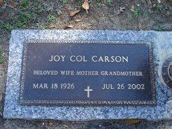 Joy C <i>Hendrix</i> Carson