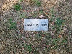 Annie M Eure