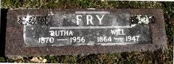 Rutha Ann Ruth <i>Galloway</i> Fry