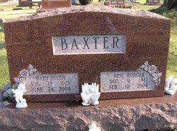 Mary Ellen Baxter
