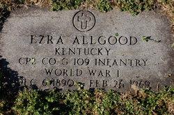 Ezra Allgood