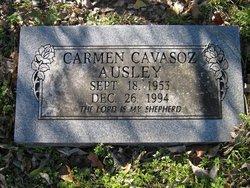 Carmen Metos <i>Cavasoz</i> Ausley