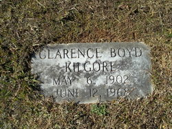 Clarence Boyd Kilgore